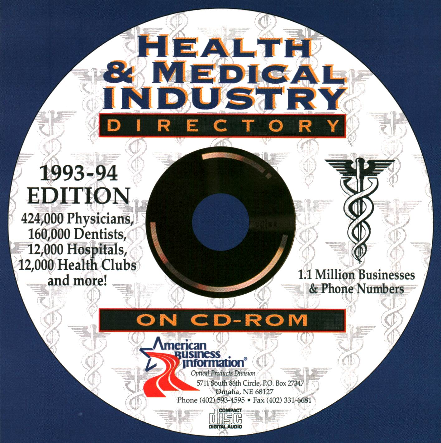 Health & Medical Industry Directory