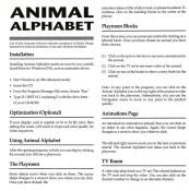 AnimalAlphabet