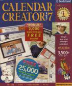 Calendar Creator Version 7.0