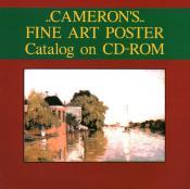 CameronsFineArtPosterCatalogonCD-ROM