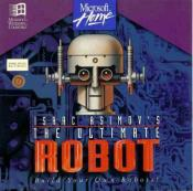 Isaac Asimov's The Ultimate Robot FRONT