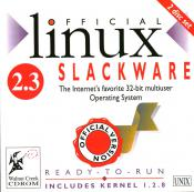 LinuxSlackware2.3July1995