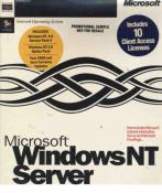 Microsoft Windows NT Server Version 4.0 10 Clients