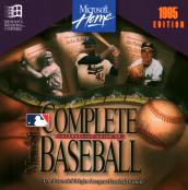 MicrosoftCompleteBaseball1995Edition