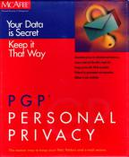 PGP Personal Privacy