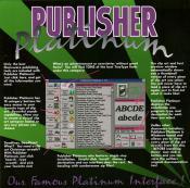 PublisherPlatinum