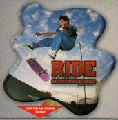 RideSkateboarding