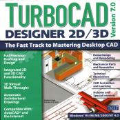 TurboCADDesigner2D3DVersion7.0
