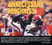 Unnecessary Roughness 95 FRONT
