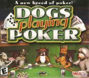 dogsplayingpoler
