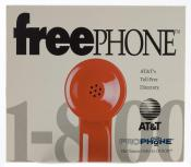 freephone