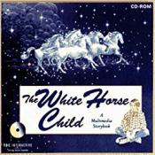 the white horse child